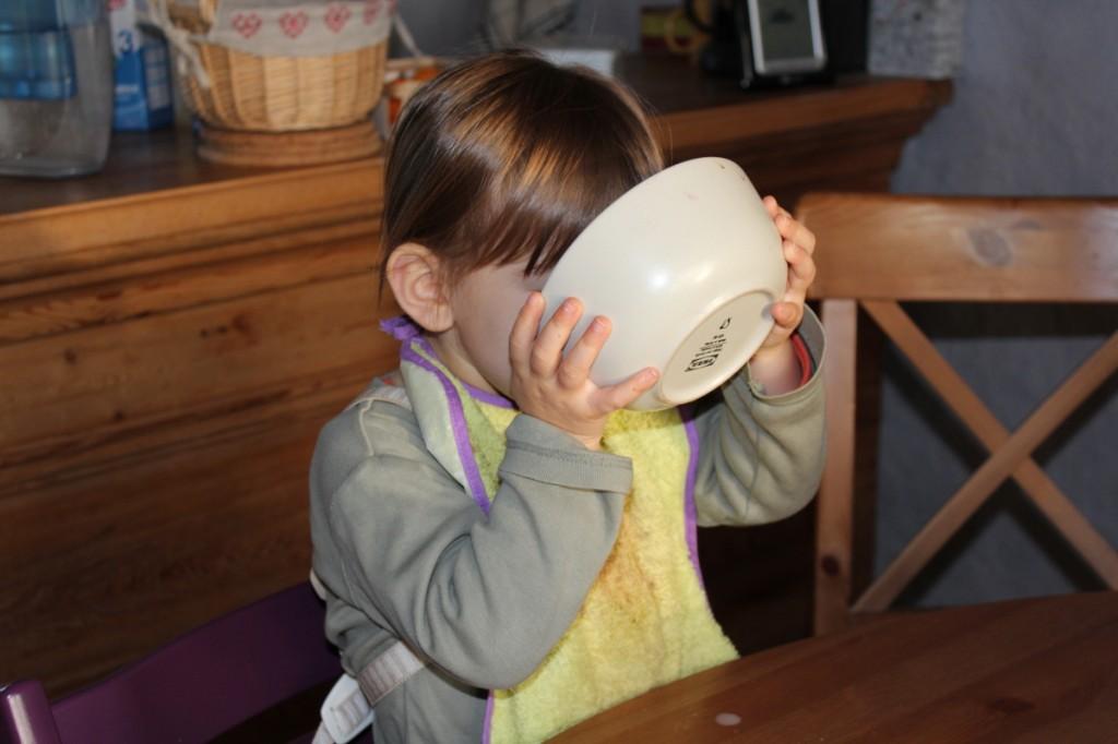 Bientôt la corvée de vaisselle des bibs n'existera plus, merci Belette !