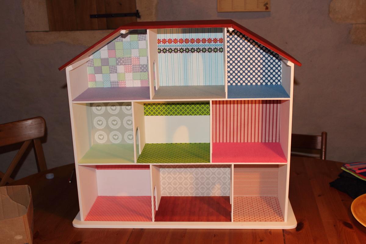 la maison playmobil maman des champs. Black Bedroom Furniture Sets. Home Design Ideas