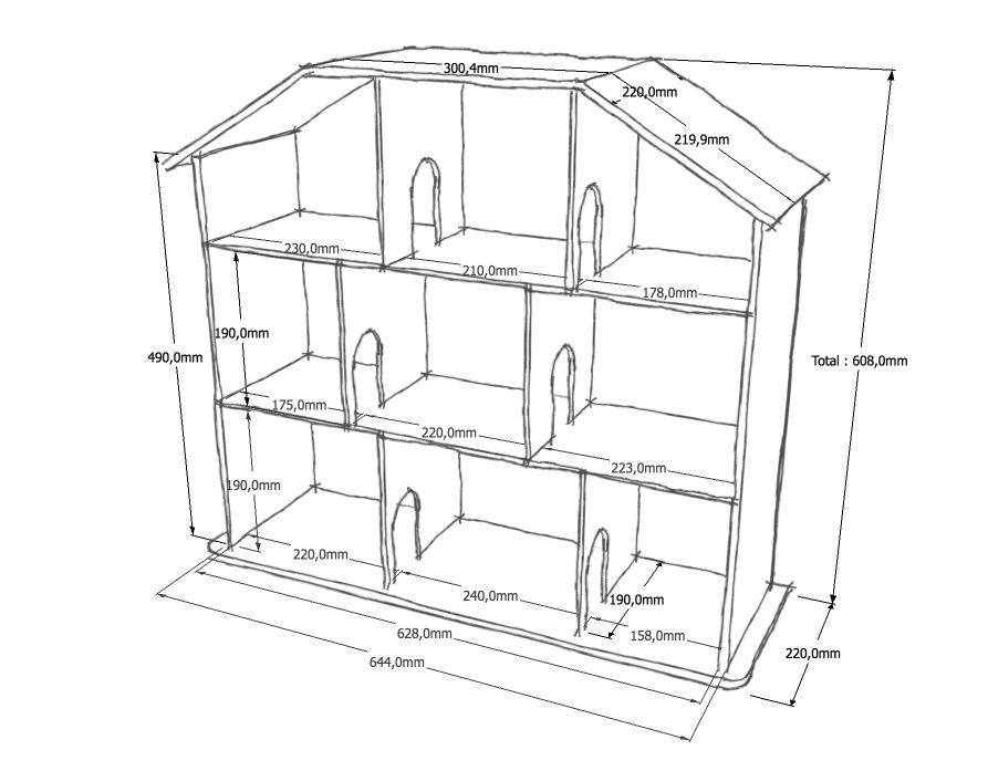 modlisation sous sketchup - Plan Pour Construire Une Maison