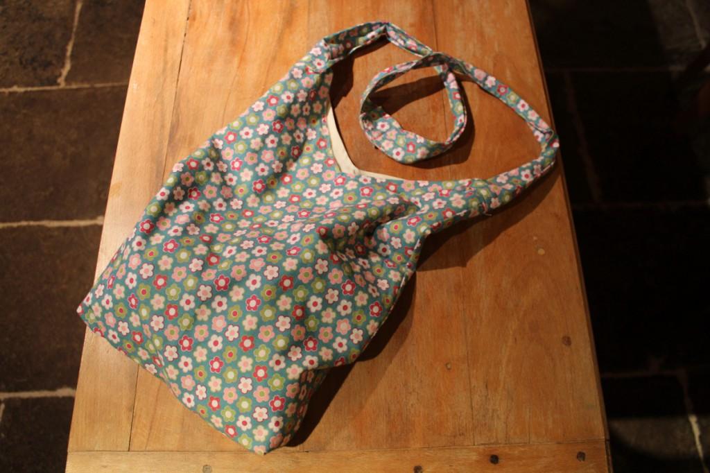 Mon nouveau sac à moi et rien qu'à moi !