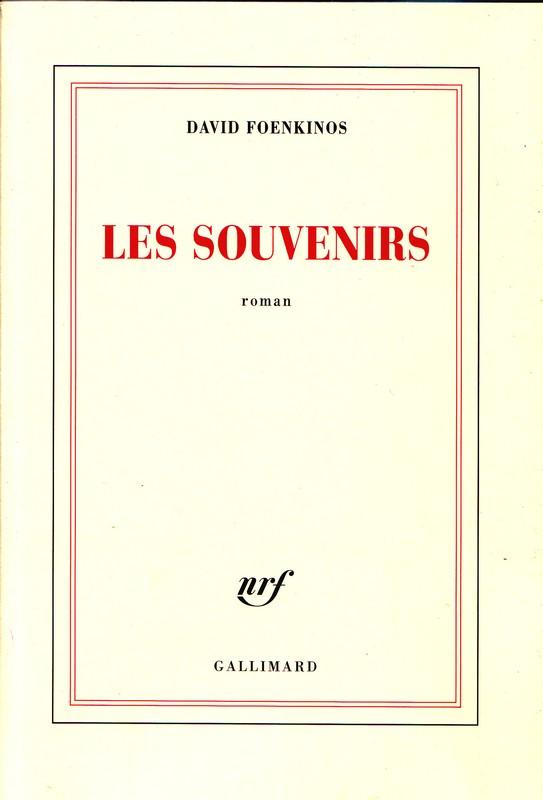 LesSouvenirs_Gallimard