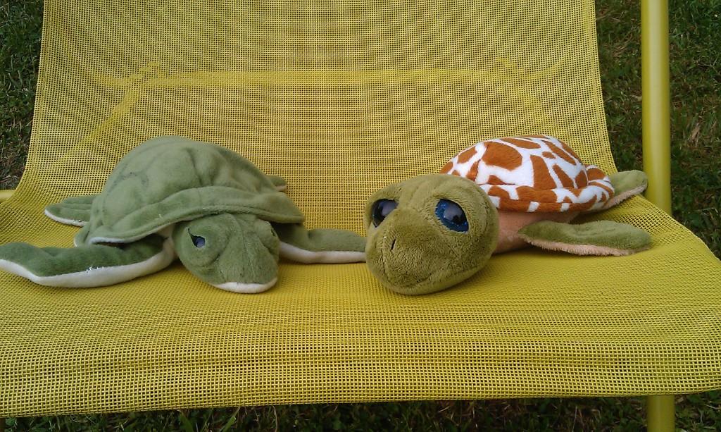 Celle de Belette, à droite, ressemble un peu à ET...